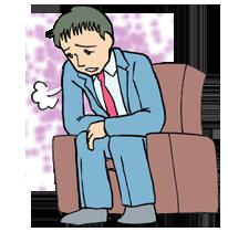 うつ病ってどんな症状が出る?